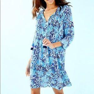 NWT Lilly Pulitzer XL Marilina Tunic Dress